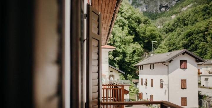 Doppia con balcone